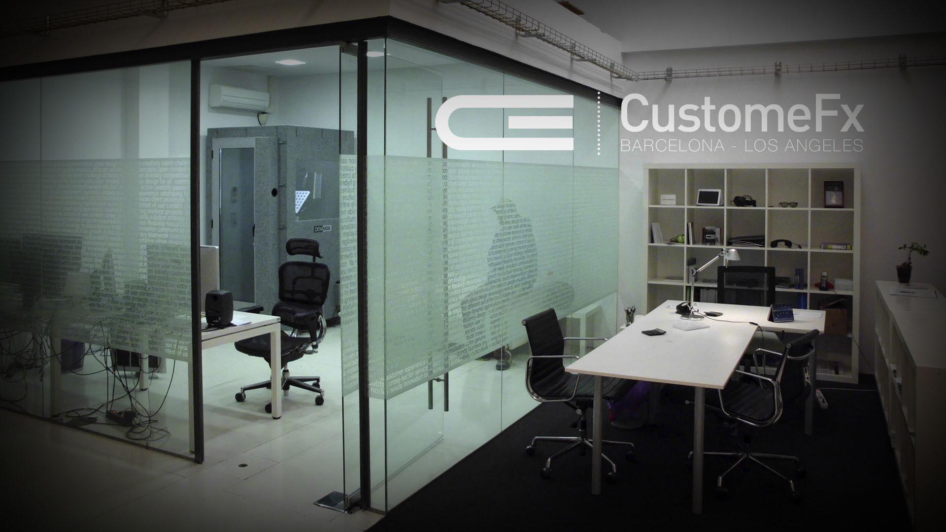 Demvox sound isolation booths for Casa moderna fortnite