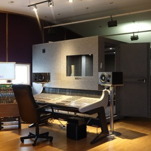 Demvox-ECO850-Ton-Ausbildung-Productions-UK-Studio2