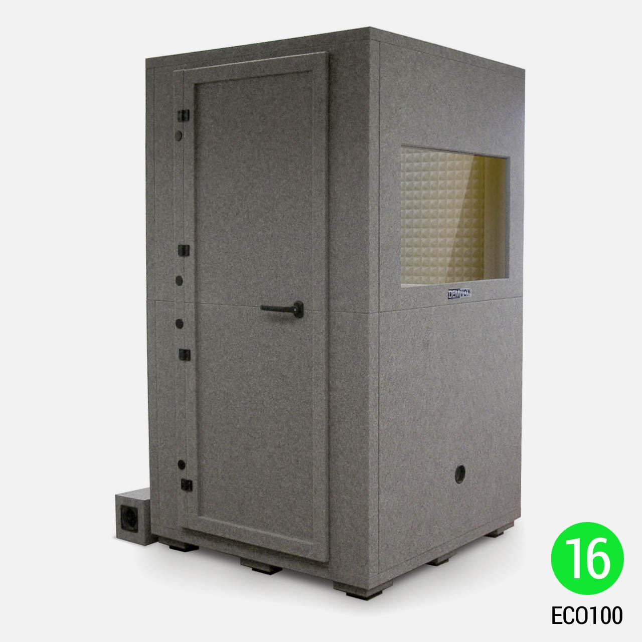 BOOTHGUARD - ECO100 - DEMVOX