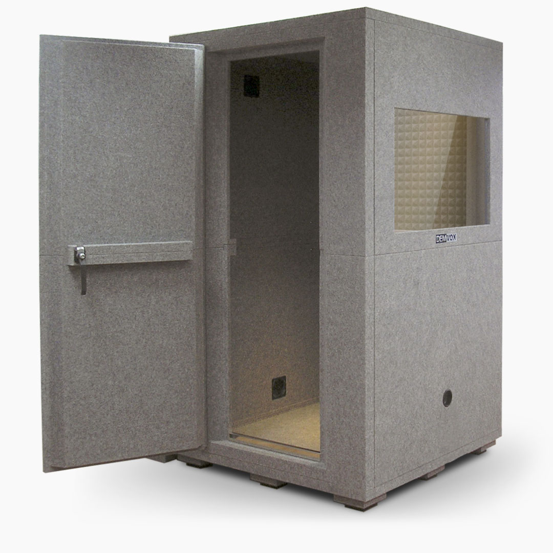 ECO100 Demvox Sound Isolation Booth