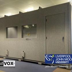 Demvox約翰 - 摩爾斯-大學DV1560-1