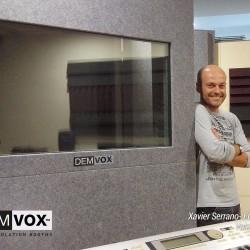 Demvox-Xavier-Серано-ECO100-1