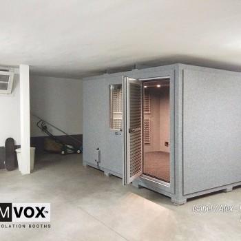 Demvox-アレックス・電子イザベル・DV623-1